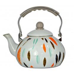 Чайник эмаль RM-669.Объём 3,2л.Подходит для всех типов плит