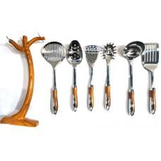 Набор кухоных приборов 7 предметов