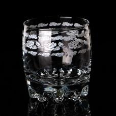 Белый Букет Роз Сильвана-набор 6 стаканов 305сс