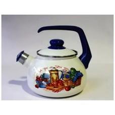 "Чайник 2,5л с бак.руч. ""Прованс"" 2617"