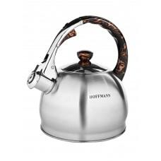 Чайник со свистком 2л Hoffmann