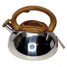 Чайник со свистком 3л Hoffmann