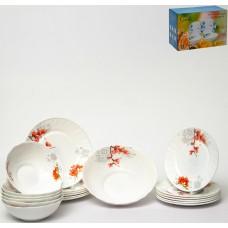 Набор столовый 19 «АКИРА», 6 предметов