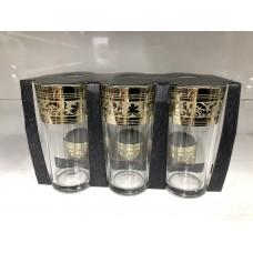 Набор стаканов для сока Богемия 230 мл. (6шт.) ГН (6)