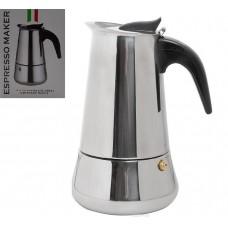 Кофеварка гейзерная, объемом на 6 чашек