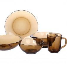 Набор столовый Дымка BASILICO 30 предметов