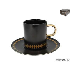 TEKITO Чашка с блюдцем 220мл п/у