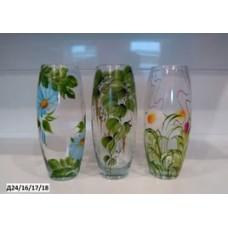 ваза Flora рисованая