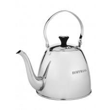 Чайник заварной с ситечком Hoffman 1,2 л