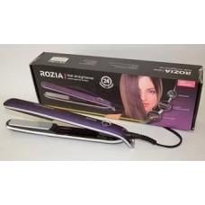 Выпрямитель для волос 30Вт,керам.подвижные пластины,выбор температуры до 230С,LCD дисплей
