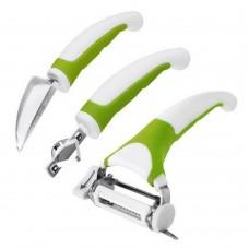 Ножи Triple Slicer 3 в 1 овощерезки