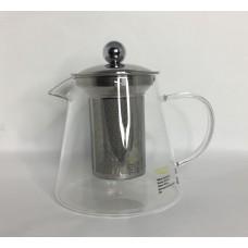 Заварочный чайник стекло 800 мл Greenberg