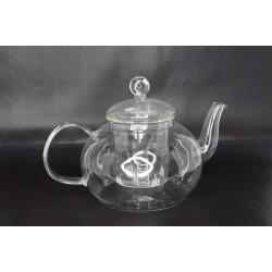 Чайник заварочный, сито, стекло 1,2 л