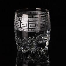 V9 серебро Сильвана-набор 6 стаканов 305сс