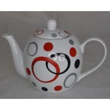 Чайник заварочн 1л  керамика