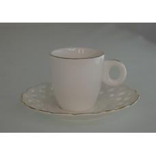 Кофейный набор 12 пр 80мл  на 6 персон, керамика