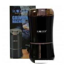 Кофемолка электрическая HG-7110.Мощность 300Вт.Нержавеющая сталь,пластик
