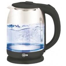 Чайник электрический Beon, стекло 1.8л, 2200Вт, подсветка