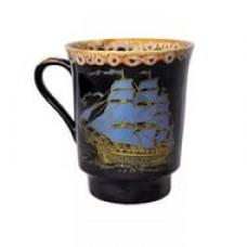 Чашка 0,7л пена/Деколь (рисунок в ассорт.)