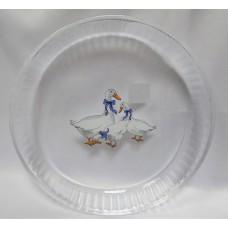 Гуси Боржам-форма круглая 2,95л (d320*50мм)