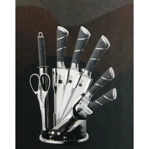 Набор ножей на подставке 8пр.