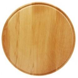 Доска разделочная круглая (д/пиццы) d-30  Akhtari
