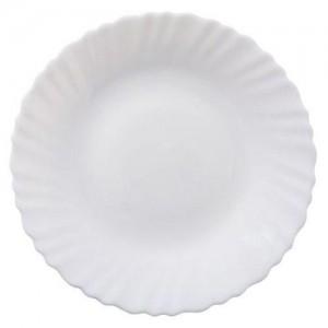 "Тарелка обеденная d23см ""Blanche"""