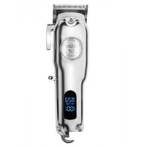 Машинка для стрижки / Professional НQ-2208.Мощность 8Вт.Аккумуляторная.Ножи нержавеющая сталь
