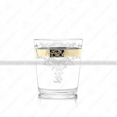 Набор стаканов для сока медальон 250мл. (6шт.) ГН (6)
