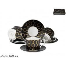 Кофейный наборы 12пр. под.уп.