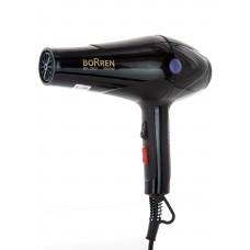 Фен для волос профессиональный Borren BR-2031.3000 Вт,