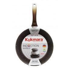 Сковорода 260 мм с руч,АП(коф.мрамор)
