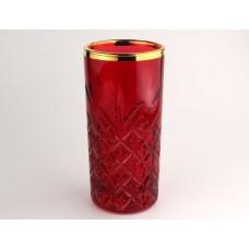 Бордо+А1 TIMELESS-Набор 4 стакана 450сс выс