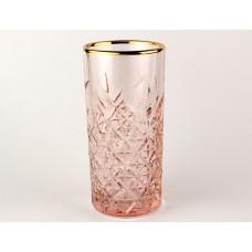 Персик+А1 TIMELESS-Набор 4 стакана 295сс выс
