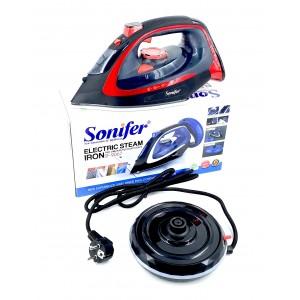 Утюг электрический Sonifer SF-9067. 2200 Вт.