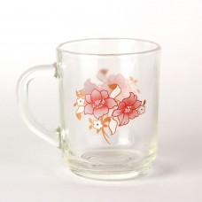 Цветок роз 2ср кружка 250мл SL