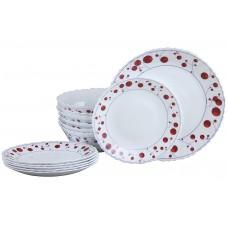 Набор столовой посуды, 13 предметов