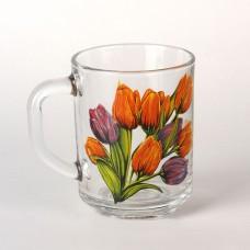 Цветы/Тюльпан кружка 250мл SL