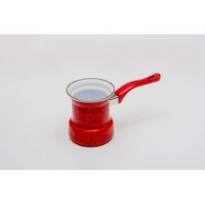 "Турка 0,4л 4 чашки бак.ручк.""Таково"" рубин"