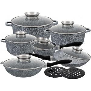 Набор посуды 14пр. EDENBERG