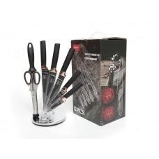 Набор ножей на подставке WA-H-12