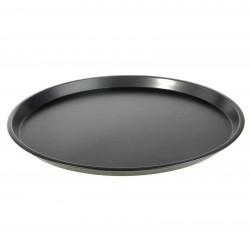 Форма с антипригарным покрытием для пиццы.Диаметр 31см,глубина 1см
