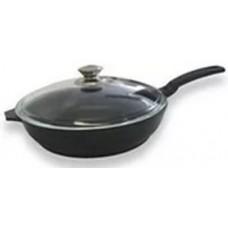 Сковорода 220/50мм со съемной ручкой ст/кр ДП АП