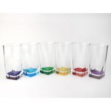 Радуга Балтик-Набор 6 стаканов 290сс