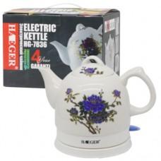 Чайник керамика 1,2л HAEGER